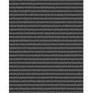 RI-0900 m² Ribbed roll carpeting, brand new, charcoal grey (0900), for s ale